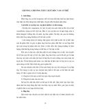Bài giảng ĐỘC HỌC MÔI TRƯỜNG - Phần 2