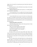 Bài giảng ĐỘC HỌC MÔI TRƯỜNG - Phần 4