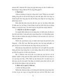 Bài giảng ĐỘC HỌC MÔI TRƯỜNG - Phần 5