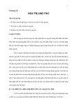 Giáo trình đại cương về Điệu trị Ung thư - Chương 11