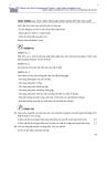 Tài liệu đào tạo giáo viên sư phạm môn lý thuyết xác suất và thống kê toán - Vũ Viết Yên - 3