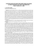 """Báo cáo nghiên cứu khoa học: """"PHƯƠNG PHÁP PHỔ PHẢN ỨNG NHIỀU DẠNG DAO ĐỘNG VÀ TÍNH TOÁN NHÀ CAO TẦNG CHỊU ĐỘNG ĐẤT THEO TCXDVN 375 : 2006"""""""