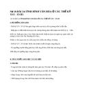 Sử 10-BÀI 24:TÌNH HÌNH VĂN HÓA Ở CÁC THẾ KỶ XVI - XVIII