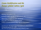 Geography and Oceanography - Chapter 12