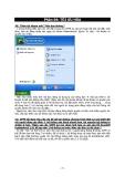 HƯỚNG DẪN CÀI ĐẶT & TỐI ƯU HÓA Windows XP - Phần 4