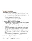 Công nghệ chế tạo máy II - Bài 5