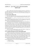 Quan trắc môi trường không khí - Chương 4
