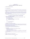 Tin học đại cương - Phần 2 Ngôn ngữ lập trình TURBO PASCAL - Chương 5
