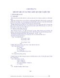 Tin học đại cương - Phần 2 Ngôn ngữ lập trình TURBO PASCAL - Chương 6