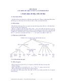 Tin học đại cương - Phần 2 Ngôn ngữ lập trình TURBO PASCAL - Chương 2