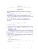 Tin học đại cương - Phần 2 Ngôn ngữ lập trình TURBO PASCAL - Chương 3