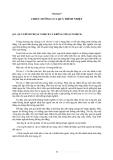 Nhiệt động học - Chương 5