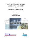 Thiết kế công trình theo lý thuyết ngẫu nhiên và phân tích độ tin cậy - Chương 1