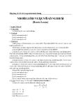 Ứng dụng Matlab trong điều khiển tự động - Chương 8