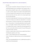 Phát huy vai trò Ngân hàng thương mại với thị trường chứng khóan - 1
