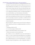 Phát huy vai trò Ngân hàng thương mại với thị trường chứng khóan - 2