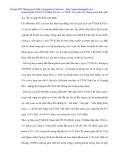Phát huy vai trò Ngân hàng thương mại với thị trường chứng khóan - 4