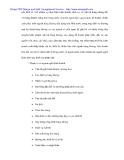 Phân tích tài chính và nâng cao hiệu quả tài chính trong vận tải tại Vietnam Airlines - 4