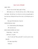 Giáo án lớp 2 môn Tập Đọc: Bài 47 : QUẢ TIM KHỈ