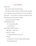 Giáo án lớp 2 môn Tập Đọc: Bài 55 : KHO BÁU