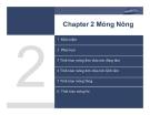 Bài giảng môn Địa cơ nền móng (TS Nguyễn Minh Tâm) - Chương 2