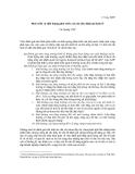 Phát triển và chất lượng phát triển: các chỉ tiêu đánh giá kinh tế - Vũ Quang Việt