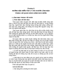 HÀNH CHÍNH NHÀ NƯỚC CHƯƠNG IV: NHỮNG ĐẶC ĐIỂM TÂM LÝ CỦA NGƯỜI LÃNH ĐẠO TRONG CƠ QUAN HÀNH CHÍNH NHÀ NƯỚC