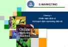 marketing bán hàng - Chương 4: Chiến lược định vị Và hoạch định marketing điện tử