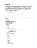 Tìm hiểu lập trình C cho 8051