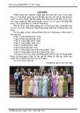 Từ điển May mặc, Ẩm thực, Trang điểm & Mỹ Thuật