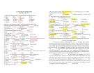 ĐỀ THI THU TỐT NGHIỆP THPT Môn: Tiếng Anh Lớp 12