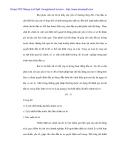 Cty Kinh Đô với việc hòan thiện công tác thẩm định dự án đầu tư tài chính - 5