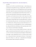Bao cáo phân tích tình hình tài chính công ty Xây dựng và lắp máy điện nước - 1