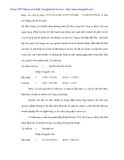 Bao cáo phân tích tình hình tài chính công ty Xây dựng và lắp máy điện nước - 5