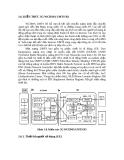KIẾN TRÚC 3G WCDMA UMTS R3