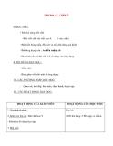 Giáo án lớp 2 môn Tập Viết: Chữ hoa : A ( kiểu 2)