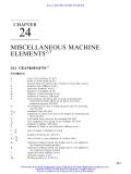 Machine Design Databook Episode 3 part 5