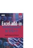 Excel Add-in Development in C/C++ Applications in Finance phần 1
