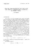 "Báo cáo nghiên cứu khoa học: ""Analytic perturbations of the $\bar \partial $-operator and integral representation formulas in Hilbert spaces """
