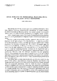 """Báo cáo toán học: """"Some results on norm-ideal perturbations of Hilbert space operators """""""