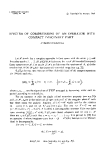 """Báo cáo toán học: """"Spectra of compressions of an operator with compact imaginary part """""""