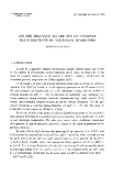 """Báo cáo toán học: """"On the distance to the set of compact perturbations of nilpotent operators """""""