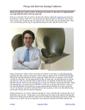 Phong cách kiến trúc Santiago Calatrava