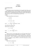 Bài tập kỹ thuật nhiệt - Chương 5