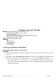Phần cứng điện tử, kỹ thuật sửa chữa máy tính - Chương 10