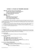 Phần cứng điện tử, kỹ thuật sửa chữa máy tính - Chương 12