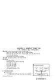 Phần cứng điện tử, kỹ thuật sửa chữa máy tính - Chương 5