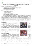 Phần cứng điện tử, kỹ thuật sửa chữa máy tính - Chương 7