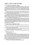Máy điện - Phần 1 Máy điện một chiều - Chương 5