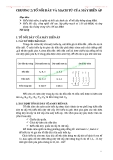 Máy điện - Phần 2 Máy biến áp - Chương 2